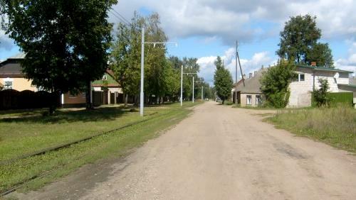 23/08/2010 - photo paysage à Daugavpils - Lettonie