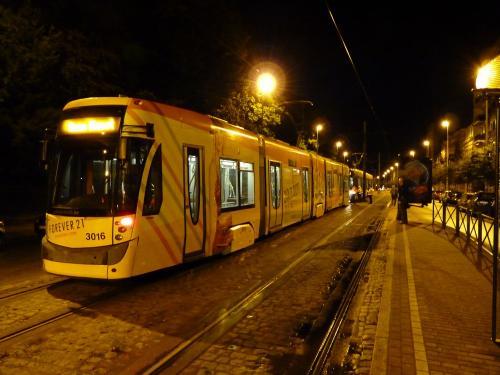 Convoi de la 3016 et la 3086 pour rejoindre le dépôt de Haren