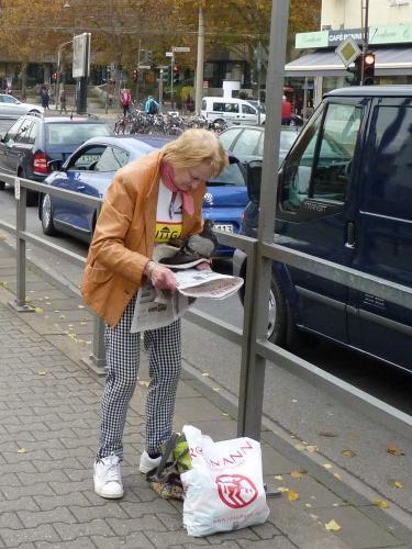 02/11/2011 - foto in Keulen - Duitsland