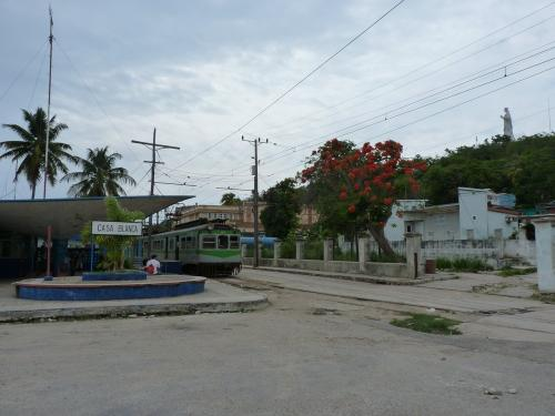 02/06/2014 - photo train Hershey à La Havane - Cuba