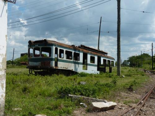 29/05/2014 - foto tram 408 Hershey in Hershey - Cuba