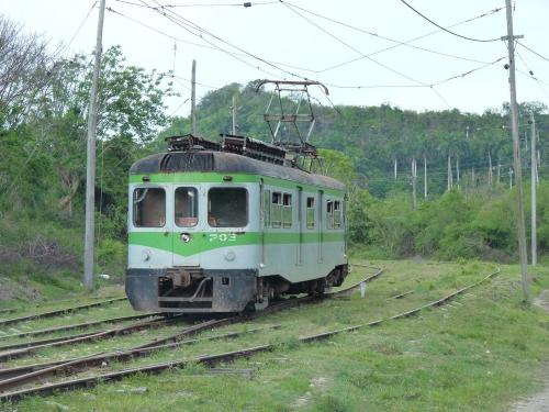 29/05/2014 - foto trein 703 Hershey in Jibacoa - Cuba
