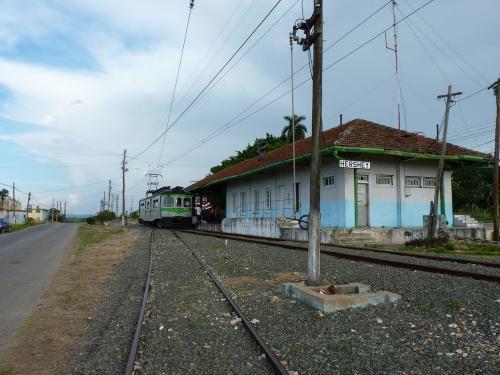 30/05/2014 - foto trein 703 Hershey in Hershey - Cuba