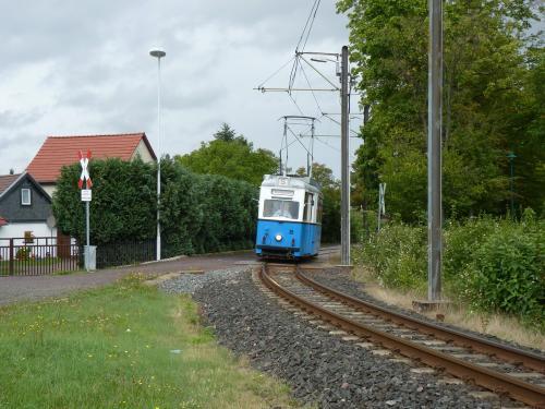 17/09/2015 - photo tram 39 TWSB - Thüringerwaldbahn und Straßenbahn Gotha GmbH  à Gotha - Allemagne