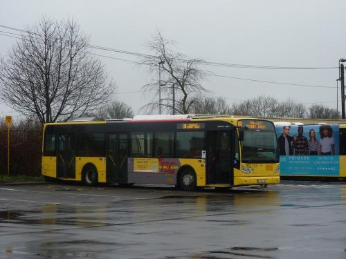 19/03/2017 - foto bus Van Hool NewA330 7812 TEC op lijn 18 in Charleroi - Belgïe