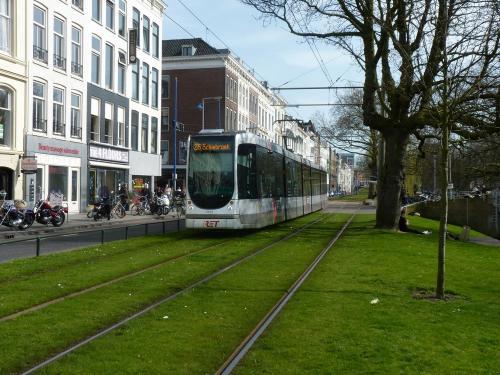 07/04/2018 - foto tram Alstom Citadis 2053 RET - Rotterdamse Elektrische Tram op lijn 25 in Rotterdam - Nederland