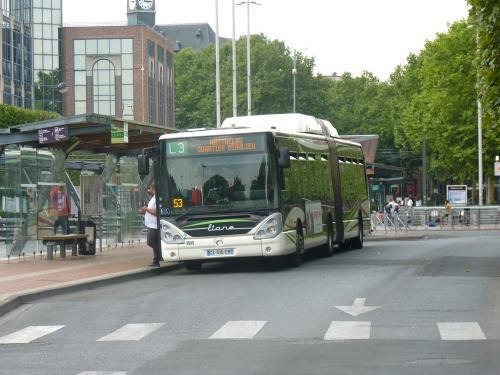 22/07/2018 - foto bus Irisbus Citelis 8699 Transpole op lijn L3 in Rijsel - Frankrijk